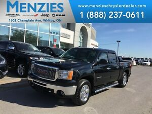 2013 GMC Sierra 1500 SLT Z71, Leather, Bluetooth, Clean Carproof