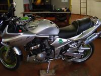 suzuki 1200 bandit poss swap for custom bike