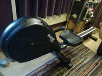 Reebok edge rowing machine