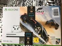 Brand new & sealed Xbox one S 500GB console with Forza Horizon 3