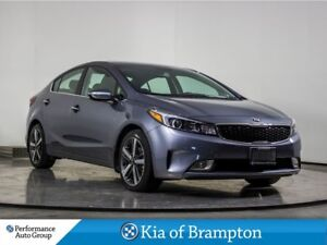 2017 Kia Forte EX+. APPLE PLAY. ANDROID. CAMERA. ROOF