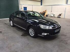 2014 Citroen c5 vtr+ 1.6hdi full leather low miles pristine guaranteed cheapest in country