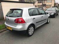 2005 VW GOLF 1,6 FSI , 6 SPEED , MANUAL , BLUE TOOTH ,TOUCH SCREEN STERIO