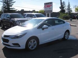 2017 Chevrolet Cruze LT | Auto | HTD Seats | Camera | *Priced TO