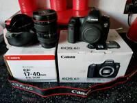 Canon EOS 6D Full Frame +++ 17-40mm f/4 L Lens Kit