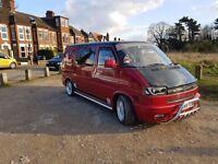 VW T4 camper van for sale - 1999 1.9td MOT until April 2018