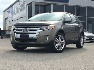 2014 Ford Edge SEL FWD|Cruise Control|Leather Interior|