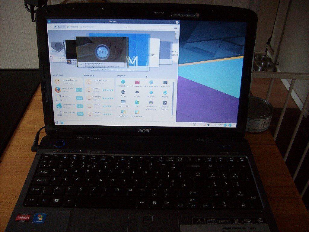 Acer aspire 5542 laptop computer