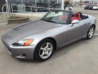 2000 Honda S2000 Condition Showroom / Peinture Original / véhicu