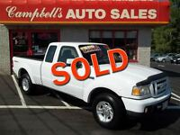 2007 Ford Ranger SPORT AUTO!! AIR CONDITIONING!! ALLOYS!! BOX LI
