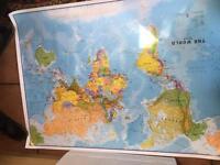 Laminated maps