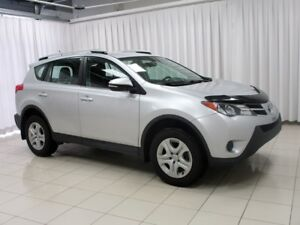 2015 Toyota RAV4 HURRY!! DON'T MISS OUT!! LE AWD SUV w/ BLUETOOT