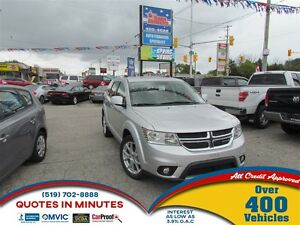 2012 Dodge Journey CREW | 5 PASSENGER | HEATED SEATS