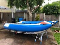 Gemini ZapCat/ThunderCat Boat