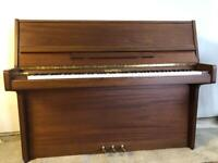 1988 Chappell / Kemble 115 Dark Mahogany - Made in England - Free Delivery 2 Yr warranty