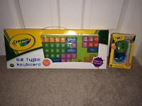 Crayola Kids Keyboard & Mouse. Age 3+ Very good condition & boxed Ideal xmas present
