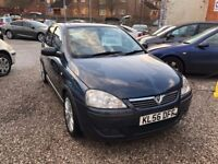 06 VAUXHALL CORSA SXI+ 1.2 PETROL IN BLUE *PX WELCOME* 12 MONTHS MOT £750