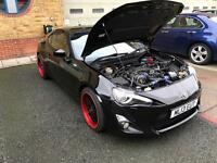 2013 Toyota GT86 (Cat C Recorded)