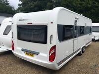 Hobby Caravan 645 Vip Collection (2015 Model) Like Fendt And Tabbert