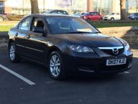 2007 MAZDA 3 1.6 PETROL * SALOON * 1 OWNER * MOT * PART EX WELCOME * DELIVERY * BARGAIN *