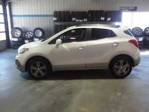 2014 Buick ENCORE AWD Leather CXL