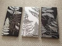 Fern canvas pictures
