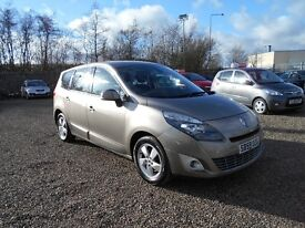 2009 Renault Grand Scenic 1.9 dCi Dynamique 5drFINANCE AVAILABLE / 7 Seater