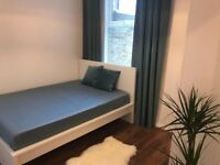 Double room to rent tor a single person, All bills included