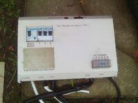 caravan or camper power management system pms 4