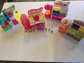 Shopkin Playset Bundle