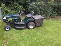 Hayter Heritage 13/30 Ride-on lawn mower/tractor, well used but good condition