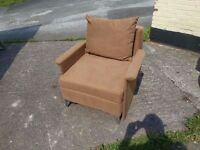 Brand New Roman conrad Single Sofa Bed chair Delivery Available