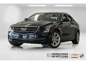 2015 Cadillac ATS 2.0L Turbo AWD TOIT EXCCLUSIF 2.9% 60 MOIS