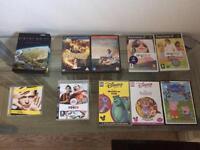 Dvds, boxset, pc games,cd, & psp games