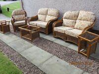 Conservatory Furniture - Wicker design