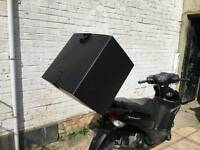 HONDA VISION PIZZA BOX AND RACK