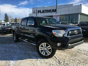 2014 Toyota Tacoma Limited 4X4 Double Cab V6 | LOW KM!