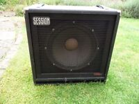 Session Bass guitar amp Sessionette amplifier