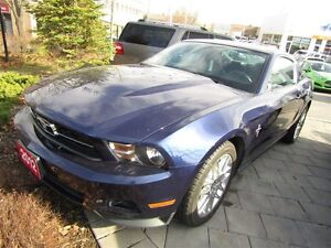 2012 Ford Mustang V6 | LEATHER | BLUETOOTH |