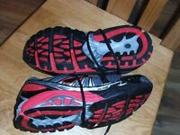 Brooks Beast running shoes / trainers size 9