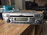 Honda Civic type R pioneer stereo