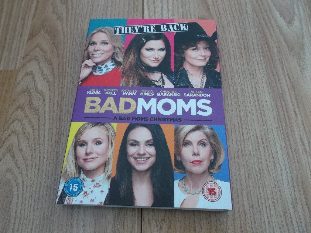 Bad Moms Christmas Dvd Release Date.A Bad Moms Christmas Dvd In Excellent Condition In Preston