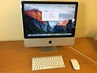 "iMac 20"" Alu | CPU 2.0GHz | RAM 4GB | SSD 256GB"