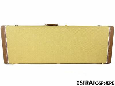Fender Vintage Strat Tele G+G TWEED HARDSHELL CASE Original 50s, Stratocaster