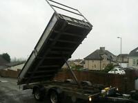 ifor williams tipping trailer tipper 12 x 6 tt126