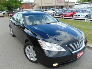 2009 Lexus ES 350 LEATHER SUNROOF LOADED!!!