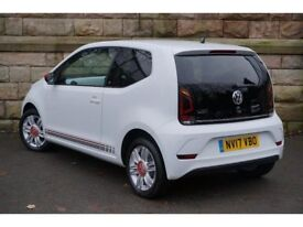 Volkswagen UP! 1.0 Up Beats Hatchback 3dr MANUFACTURE WARRANTY FINANCE FROM £45 P/W