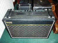 1982 Vox V15 Valve Amplifier