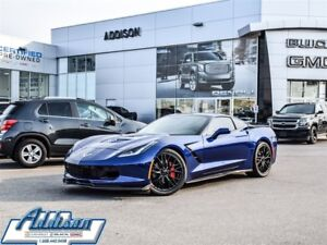 2017 Chevrolet Corvette One owner, accident free