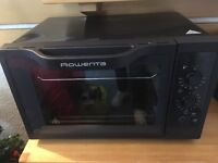 Rowenta Mini Rotisserie Oven